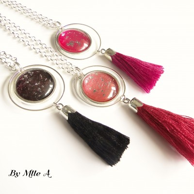 Mlle A by Aline L bijoux fantaisie made with LOve