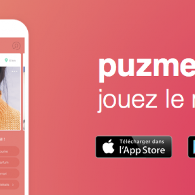 Une appli de dating fun & girly...